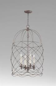 beautiful wire basket chandelier french wire chandelier regarding wire chandelier gallery 7 of 35