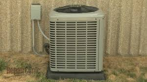 york air conditioner cover. york central air conditioner disassembly - repair help cover