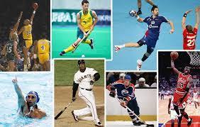 Los Deportes Cuántos Deportes Existen En El Mundo