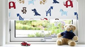 Roller Blinds For Childrens Bedrooms And Nurseries