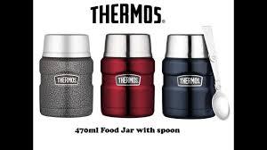 <b>Термос</b> для еды 0,47L <b>Thermos</b> Stainless Steel <b>Food Jar</b> Hot Cold ...