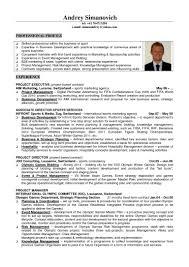 Download Sports Resume Haadyaooverbayresort Com