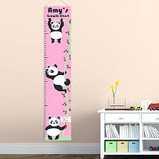 kins wall decals personalized kids growth chart wall decal baby kins wall decals canada