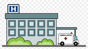 hospital building clipart. Modren Hospital Building  Clipart Image Of Hospital For H