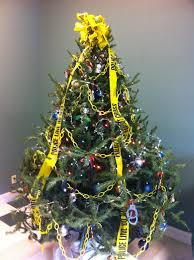 the office christmas ornaments. Christmas Tree At MUW Police Department The Office Ornaments M