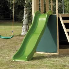 small wavy slide for children s climbing frames playhouses etc code tp 968