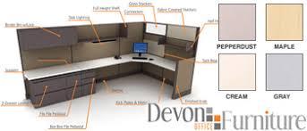 modular workstation furniture system. devon office furniture panel systems cubicles u0026 modular workstations workstation system n
