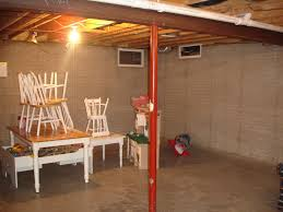 Basement On A Budget Unfinished Basement Wall Ideas Pallet Wall Great Idea For The