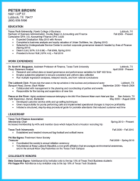 College Resume Skills - Kleo.beachfix.co