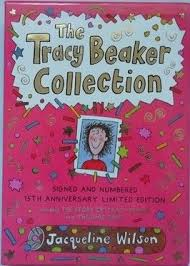 Tracy lives in a children's home but constantly hopes that her absent, glamorous mum will come and take her away. Jacqueline Wilson The Tracy Beaker Collection Signed Slipcased Limited Edition