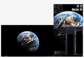 desktop earth live wallpaper 4k
