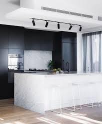modern kitchen black and white. Best 25 Black White Kitchens Ideas On Pinterest Modern Kitchen And