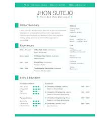 Cv Resume Template Pretty Resume Template Free Resume Templates Web ...