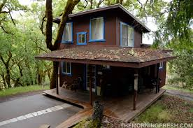 128 Best Treehouses Images On Pinterest  Treehouses Home And Treehouse Vacation California