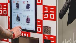 Uniqlo Vending Machine Impressive Uniqlo's Vending Machines Will Make The World More Convenient And Samey
