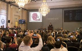 rahul kadakia christie s international head of jewelry selling the pink legacy for a world record 50 375 000 christie s image