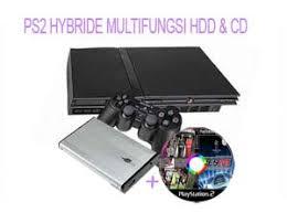 sony playstation 2 cd. sony ps2 - ps 2 slim seri 9 multifungsi (bisa cd dan hardisk) sony playstation cd