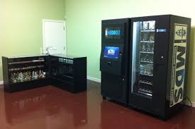 Drug Vending Machine Fascinating Legal Marijuana Coming To A Vending Machine Near You Corporate