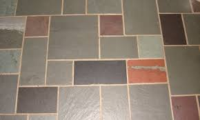 removing paint from slate floor tiles