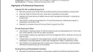 Resume Lvn Resume Sample Cover Letter Stunning Medical Resume