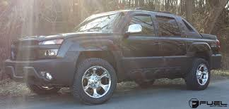 Avalanche chevy avalanche 33 inch tires : Fuel Wheels & Tires - Authorized Dealer of Custom Rims