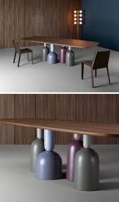 modern furniture manufacturer. Designer Roberto Paoli Has Created The COP Table For Italian Furniture Manufacturer Bonaldo, That Plays Modern E