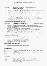 How To Write A Good Cv 76 Unique Photos Of Cv Examples For Retail Jobs Uk Sample
