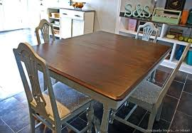 refinished dining room table refinished vintage dining table and refinishing dining room table need expert advice