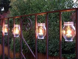 4 hang charming mason jar candle lanterns