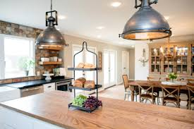 Furniture Of Kitchen Kitchen Makeover Ideas From Fixer Upper Industrial Furniture
