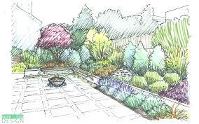 Plan A Garden Online Draw Garden Plans Design Development How To Draw Garden Plans