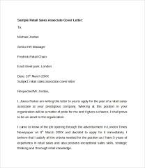Retail Cover Letter Templates to Download for Free