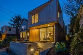 northwest modern home architecture. Brilliant Architecture 11 Of Our Favorite Pacific Northwest Homes From The Community  Photo 10  Inside Modern Home Architecture