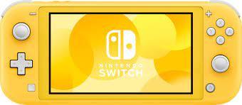 Nintendo Switch 32GB Lite Yellow ...