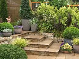 Tiny Yard Landscaping Garden Design For Small Spaces Hgtv