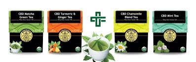 Image result for cbd tea