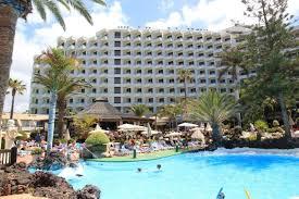 Hotel De Las Americas H10 Las Palmeras Playa De Las Americas Tenerife Canary Islands