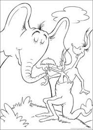 Small Picture Coloring Pages For Dr Seuss Printable Coloring Pages