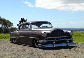 Trouble Bound HRC | 1954 CHEVROLET BELAIR SPORTS COUPE