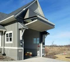 rv garage door ft tall garage door has design to appear half its