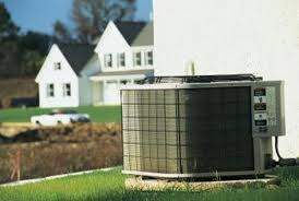 air conditioning unit covers outside. a cover protects an air conditioning unit during winter months. covers outside o