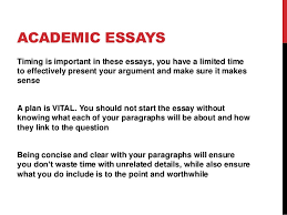 lesson academic essay writing  5 academic essays