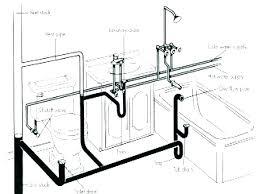 basement bathroom plumbing bathroom plumbing layout bathroom plumbing diagram basement bathroom plumbing layout how to plumb basement bathroom plumbing
