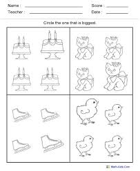 Printable Worksheets For Toddlers Leversetdujour.info