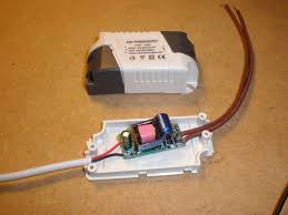 Why Do My Led Lights Interfere With My Radio Connecting Led Driver To Mains Lighting Buildhub Org Uk