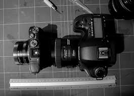 sony rx1. canon 5d mark iii and sony rx1 size comparison rx1