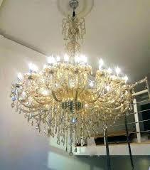 crystal chandelier cleaner beautiful