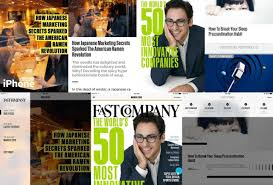 Fast Company S Co Design Fast Company Reimagines The Digital Magazine As A Feed For