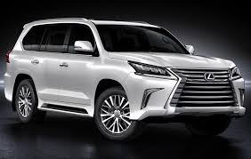 new car releases in 20172016 Lexus LX Price Release date Review Specs exterior New Car