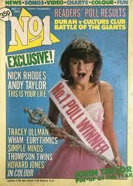 Uk Charts 1983 Magazine No 1 Issue 33 Dec 1983 Uk